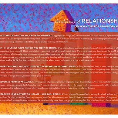Alchemy of Relationship