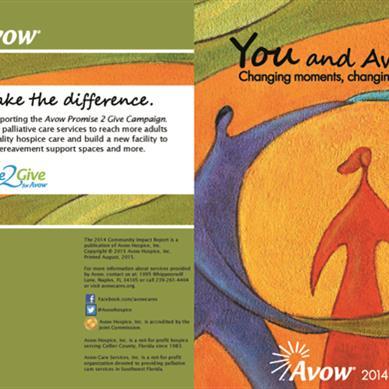 Avow Hospice Impact Report