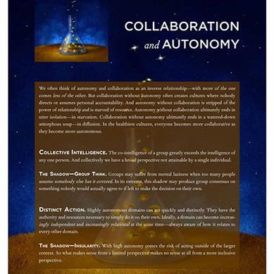 Collaboration & Autonomy