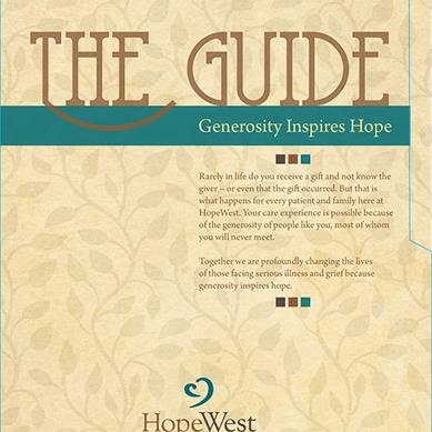 Patient Guide Cover Example